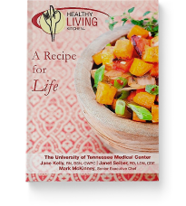 Cover Healthy Living Kitchen image