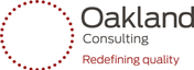 Oakland Consulting,  committed to CQI