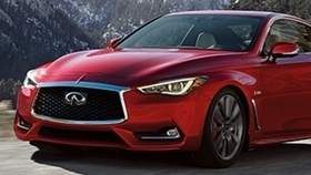 The all-new 2017 Infiniti Q60