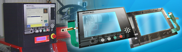 Operator Interface Solutions for Industrial and Process Control Equipment.