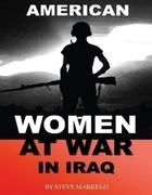 Cover American Women at War in Iraq image