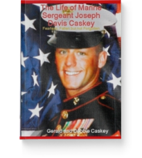 Cover The Life of Marine Sergeant Joesph Davis Caskey image