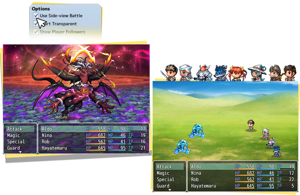 Discussion What Do You Think Of Rpg Maker Mv The Pok 233 Community Forums