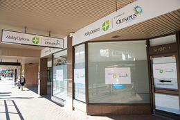 Gosford office exterior photo