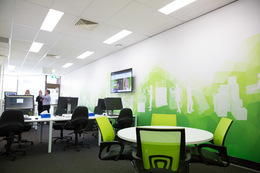 Gosford office interior photo
