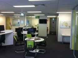 Merrylands office interior photo
