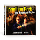 Jonathan Park Volume I: The Adventure Begins