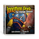 Jonathan Park Volume VII: The Voyage Beyond