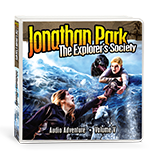 Jonathan Park Volume V: The Explorer's Society