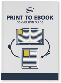 Print to Ebook Conversion Guide
