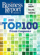 Top 100 Private Companies Issue