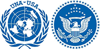 This is the United Nations Association Logo