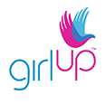 This is the Girl Up logo
