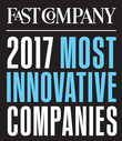 Fast Company's 2017 Most Innovative Companies