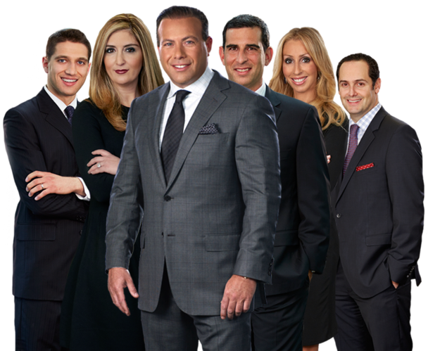 The Diamond & Diamond Team of Personal Injury Lawyers in Toronto