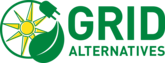 Logo de GRID Alternatives.