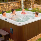 hot tubs for 6+ people in Burlington