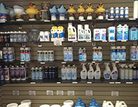 spa chemicals in burlington ontario