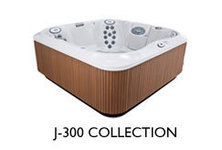 J-300 hot tubs available in Collingwood