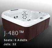 Special pricing on Jacuzzi's best selling hot tubs in Collingwood
