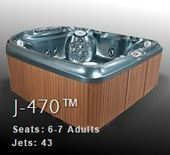 Save big on best selling Jacuzzi hot tubs