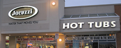 hot tub dealer in oakville ontario