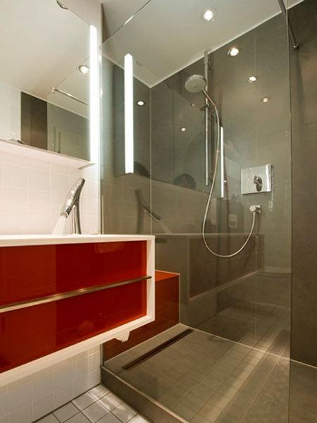 Duschbad in neuem Gewand