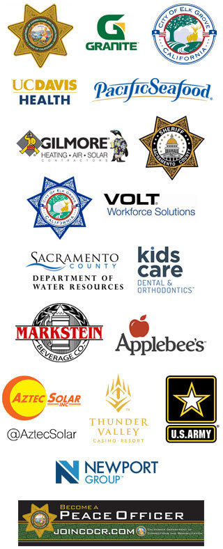 Some of our previous employers