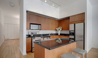 252 7th avenue kitchens, chelsea mercantile condominium