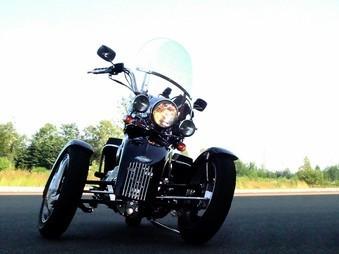 Tilting motor works high performance trike kit for your for Tilting motor works dealers