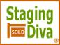 staging diva home staging training logo