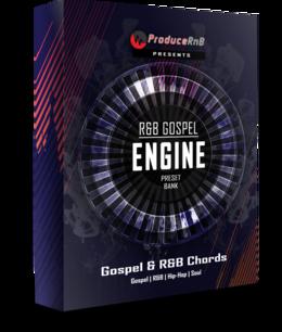 Gospel R&B Chord Engine Presets for Chordz or Cthulhu