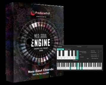 Neo-Soul Chord Engine Presets for Chordz or Cthulhu vst