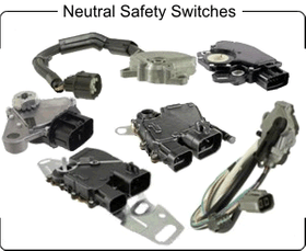 Neutral Safety Switch | Simple Replacement Procedures