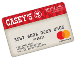 Caseys Gas Credit Card Mastercard Fleet Fuel Cards For Business