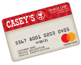 Casey S Business Card