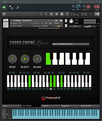 Chord Engine Genesis Sets You Apart