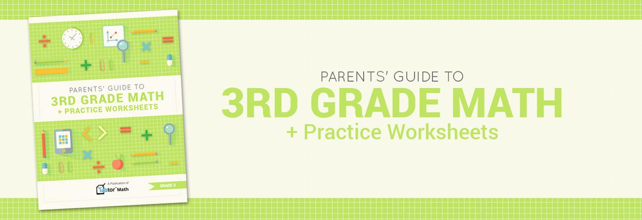 Thinkster Math: Parent\'s Guide to 3rd Grade Math