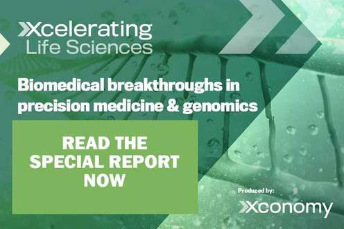Learn what's fueling San Diego's biotech investment and partnership opportunities by downloading our special report packaging the highlights from our recent Xcelerating Life Sciences San Diego: Biomedical Breakthroughs in Precision Medicine & Genomics event.