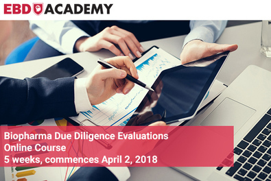 Biopharm Due Diligence Evaluations - Online Course