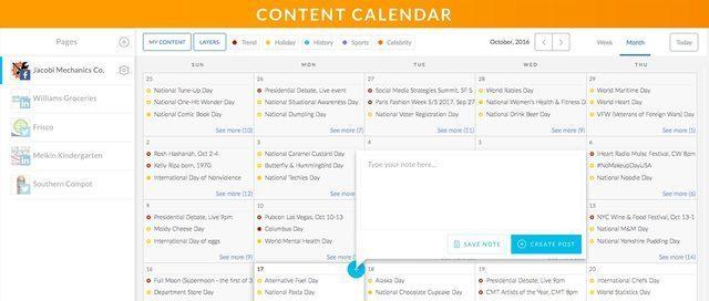 Social Media Calendar With 6000 Post Ideas