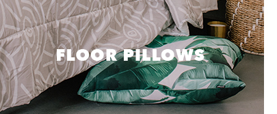 shop floor pillows