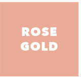 Shop rose gold decor
