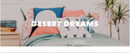 shop the desert-inspired room