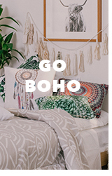 Shop the Boho room collection