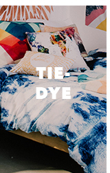 Shop the Tie-Dye room collection