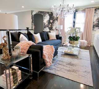 Robert S Living Room Makeover Home Decor Ideas Z Gallerie