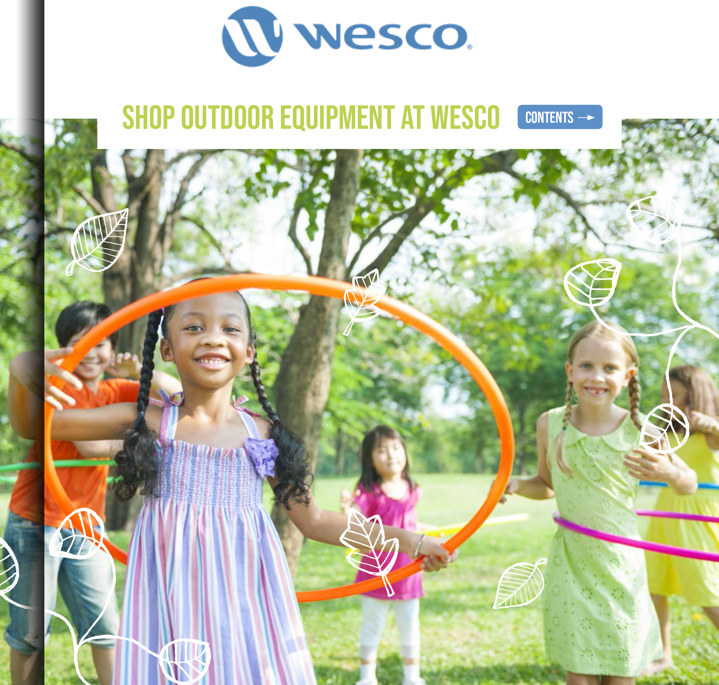 Wesco Outdoor Mini Catalogue