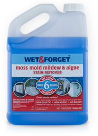 Easily Clean Mold Mildew Algae On Siding