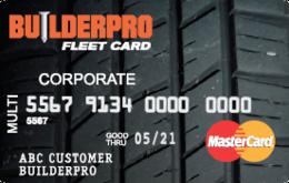 Fleet gas cards corporate gas card fleetcards usa builderpro fleet card mastercard colourmoves Choice Image